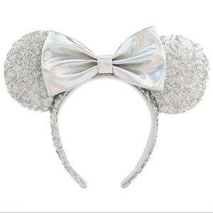 Minnie Mouse Sequined Ear Headband – Magic Mirror